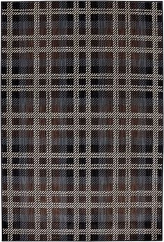 Dryden Billings Black Area Rug