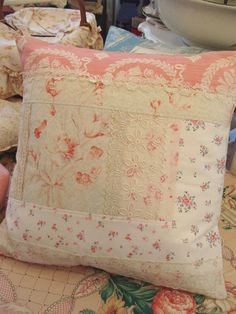 Nostalgia at The Stone House - My Creations: Toile and Lace