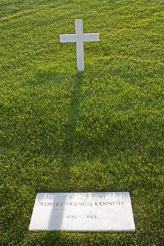 Robert F. Kennedy Grave Site - Arlington National Cemetery