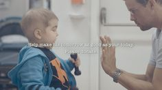 Better Tomorrows   Advertising for Humanitarian Aid Ideas   Award-winning social good campaigns   Charity donation fundraising idea   D&AD Impact