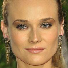 Diane Kruger: Her Oscars Makeup