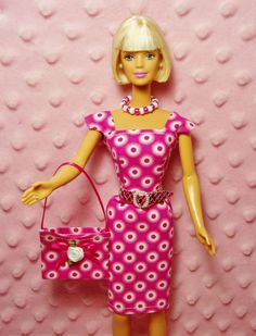 Lots of great handmade Barbie outfits at excellent prices in this Etsy shop.