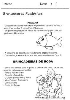 Projeto folclore - brincadeiras folclóricas   Pra Gente Miúda