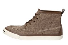 Converse Jack Purcell Moccasin Hi