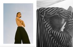 Ryan Willms and Annina Mislin gives us the best looks from Balenciaga Resort Summer Fashion For Teens, Summer Fashion Trends, Fashion Over 50, Teen Shorts, Breast Cancer Walk, Woman Drawing, Girl Model, Beauty Women, Editorial Fashion