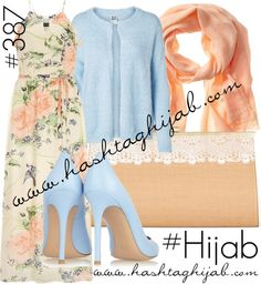 Hashtag Hijab Outfit #387