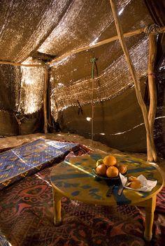 ETHNICITY: BERBER / berber tent