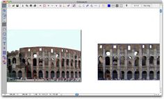 DigiCad 3D by Interstudio - DigiCad 3D is an excellent tool for dealing with images, drawings, photographs of building, regular or irregular surfaces and maps. - #photogrammetry #cartography #geo-reference #digitizing #civilengineering