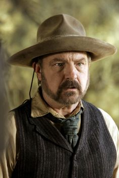 Zach Grenier Deadwood