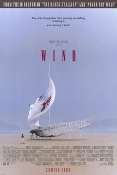 Wind , starring Matthew Modine, Jennifer Grey, Cliff Robertson, Jack Thompson. Will Parker, played by Matthew Modine, loses the Americas Cup, the worlds biggest sailing prize, to... #Action #Drama #Sport