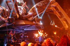 Arcadia stage at Glastonbury