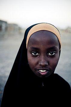 Al Kharaz UNHCR Somali refugee camp in southern Yemen.