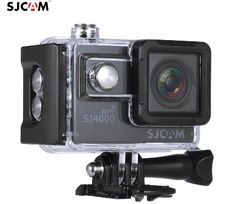 """Another action camera, this time from SJCAM called SJCAM SJ4000 WiFi Action Camera with 2.0"""" LCD Screen. Agrees new SJ4000 addition to the..."""