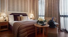 Photo Gallery - Carlton Hotel Baglioni Milan, 5* luxury hotel - Rooms