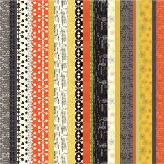Comma Fabric by #ZenChic
