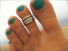 Cute Toe Ring!!!
