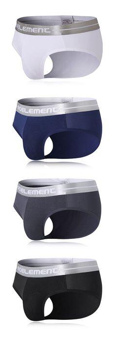 U Convex Pouch Underwear: Breathable #men
