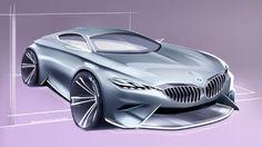 Chiourea Glorin Pavlovich - BMW Coupe - Портфолио дизайнеров - Портфолио дизайнеров - Cardesign.ru