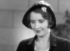 "barbara-stanwyck: "" Barbara Stanwyck in Night Nurse "" Hollywood Stars, Classic Hollywood, Night Nurse, Pre Code, Barbara Stanwyck, 1930s Fashion, Classic Movies, Vintage Outfits, Cinema"