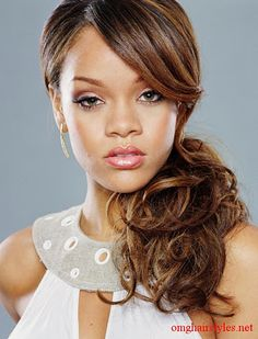 Rihanna. I miss the not crazy version though.