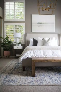 83 Minimalist Bedroom Ideas On A Budget Decoration - Please See Tips On How to Redesign. 83 Minimalist Bedroom Ideas On A Budget Decoration - Please See Tips On How to Redesign. Bud Friendly Minimalist Bedroom Ideas Dig This Design Farmhouse Master Bedroom, Master Bedroom Design, Home Decor Bedroom, Bedroom Furniture, Master Suite, Master Bedrooms, Bedroom Designs, Bedroom Modern, Cheap Furniture