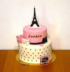 Paris Paris... by Monikine torty ( Cake by Monika)