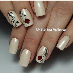 Автор - @nogti_volkova1988 _ Хочешь ещё больше красивых ногтей? Подписывайся @runogti @nailsbycambia @vipnogotki
