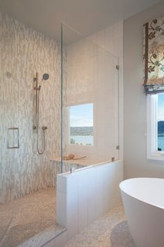 Tiburon home - contemporary - bathroom - san francisco - Julie Williams Design