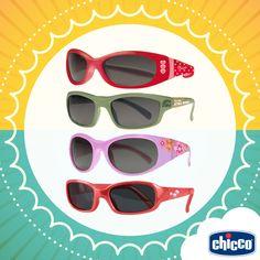 Os óculos de sol da Chicco é proteção garantida para os olhinhos dos  pequenos. Lentes Polarizadas  Para proteger e reduzir o brilho de  superfícies. 350655c566