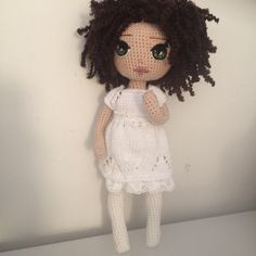 Crochet Hats, Dolls, Instagram, Puppet, Doll, Puppets, Baby Dolls