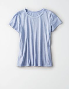 Shop Classic T-Shirts for Women at American Eagle to find your new faves today. Browse classic fitting women's t-shirts in new colors, prints, and designs online. Womens Ripped Jeans, Ae Jeans, American Beagle, Mens Outfitters, T Shirts For Women, Clothes For Women, Comfortable Fashion, Lounge Wear, Classic T Shirts