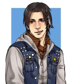 fanart, delsin rowe, and infamous second son image