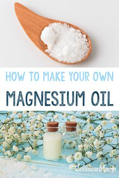 Homemade magnesium oil is a cost effective way to increase your magnesium levels and can reduce stress, improve sleep and improve health.