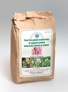 Ceai din plante medicinale pentru hemoroizi interni, externi si colon