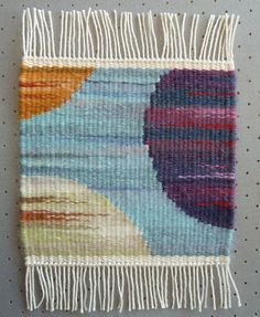 154 Best Tapestry Weaving images in 2018 | Weaving, Hand
