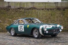 1963 Ferrari 250 - Lusso   Classic Driver Market