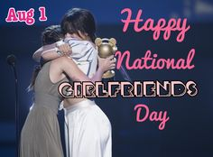 Happy National Girlfriends Day!!! Camila Cabello hugging Bea Miller. Friendship is powerful. // @sabaribello