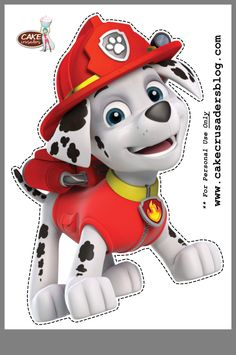 Paw Patrol Free Printable Masks and Ears. Paw Patrol Marshall, Personajes Paw Patrol, Imprimibles Paw Patrol, Paw Patrol Birthday Theme, Paw Patrol Party Decorations, Paw Patrol Birthday Invitations, Cumple Paw Patrol, Paw Patrol Cake, Birthday Party Centerpieces