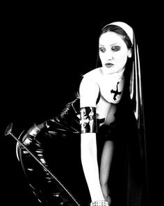 nun persephone Satanic mistress