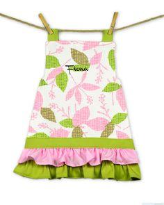 #delantal para nena #personalizado #handmade
