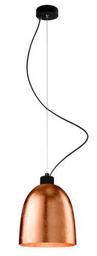 Smukke kobberlamper hos Lepong.dk