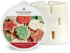 Christmas Cookies Wax Melts - Set of Three