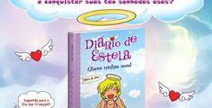 Grupo Editorial Pensamento: sorteio de Diário de Estela!