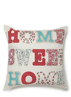 Home sweet home cushion  20 GBP