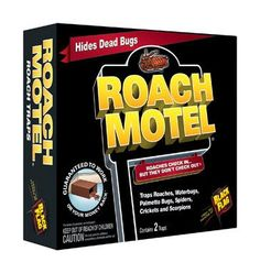 BLACK FLAG ROACH MOTEL PACK OF 2 * For more information, visit image link.