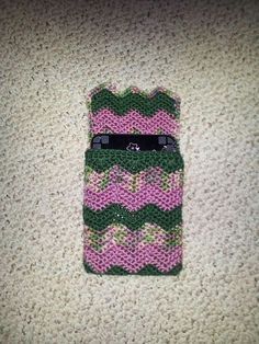 This stitch pattern is for a classic ripple. The stitch pattern is available using both US and UK pattern abbreviations. This pattern is part of the Ripple Mania ebook.