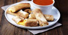 Perfect snack: Deze goddelijk uitziende tosti-rolletjes
