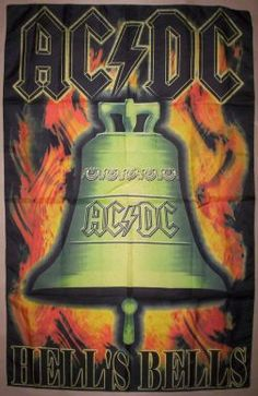 Any Ac/DC fans out there?? AC DC Hell´s Bells Poster