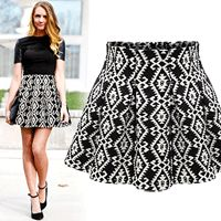 Ethnic Pattern Skirt ★ Free Worldwide Shipping ★ - S$59.00