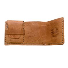 """Making a leather wallet based on """"The Secret Life of Walter Mitty"""" - handmade, custom & one-off leatherwork products made in Australia - Hig..."""